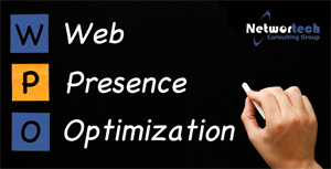 Web Presence Optimization